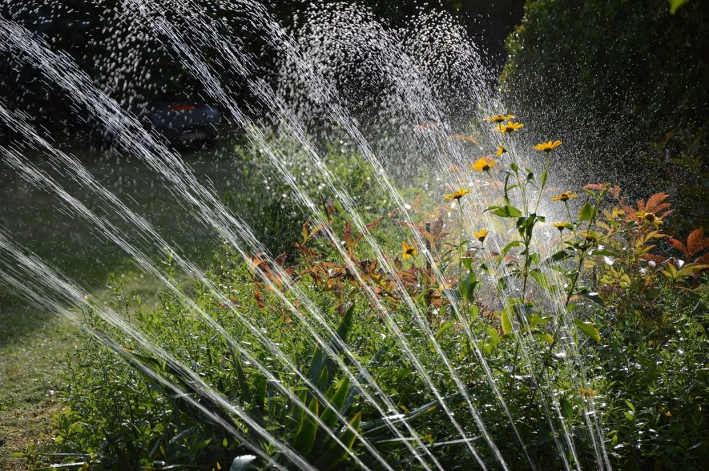 garden irrigation systems Poole, Bournemouth & Dorset